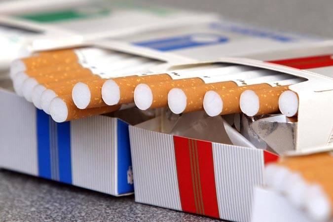 Потребительская упаковка табачных изделий сигареты интернет магазин табачных изделий